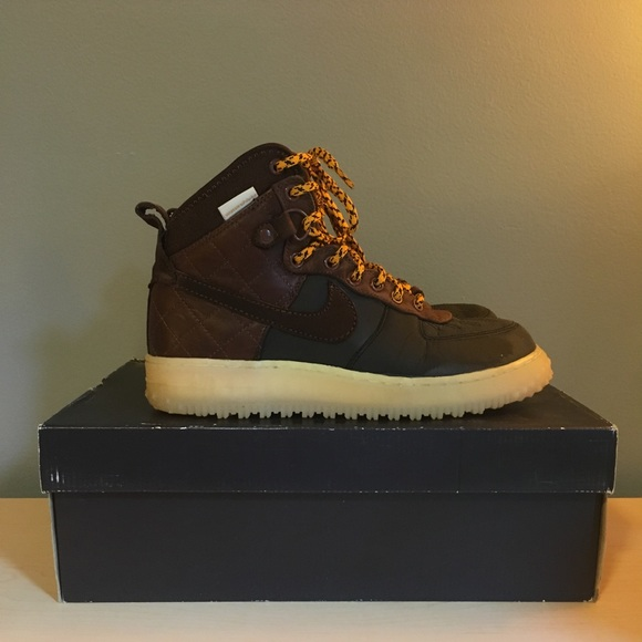 9fb624cc75 Nike Shoes | Air Force 1 Duckboot Mens Size 8 | Poshmark
